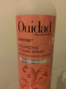 Ouidad Volumizing Styling Spray